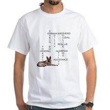 GSD crossword puzzle Shirt
