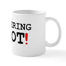 BLITHERING IDIOT! Small Small Mug