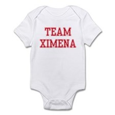 TEAM XIMENA  Infant Creeper