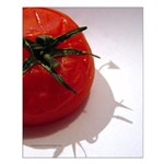 Tomatoes Are Evil Small Poster