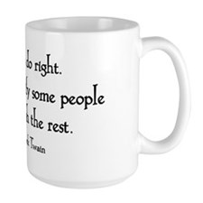 Do Right Mug