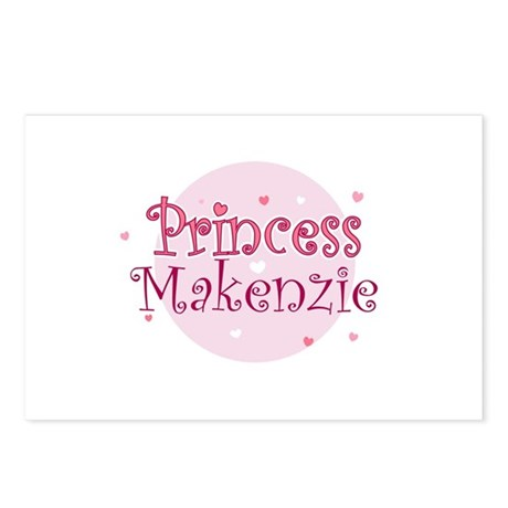 Makenzie Postcards (Package of 8)