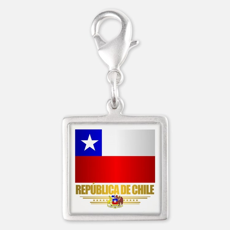 Flag of Chile Charms