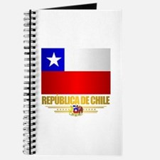 Flag of Chile Journal