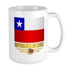 Flag of Chile Mug