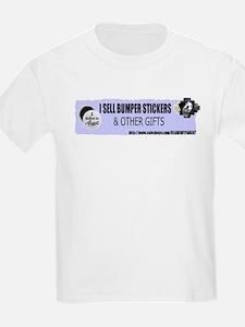 i sell bumper stickers Kids T-Shirt