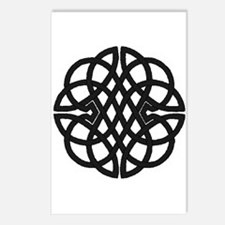 Celtic Knot 27 Postcards (Package of 8)