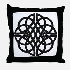 Celtic Knot 27 Throw Pillow