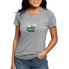 Night Warrior Wolf T-Shirt