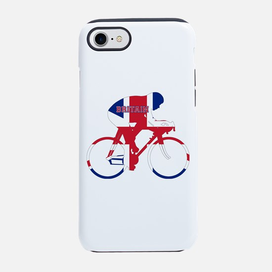 Britain Cycling iPhone 7 Tough Case