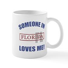 Someone In Florida Loves Me Mug