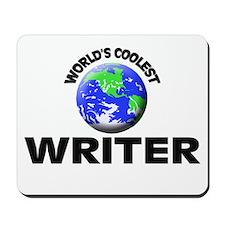 World's Coolest Writer Mousepad