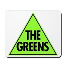 Green Party 2013 Mousepad
