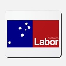 Labor Party Logo Mousepad