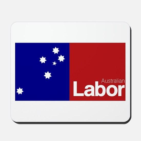 Labor Party Logo Mousepad