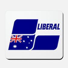 Liberal Party Logo Mousepad