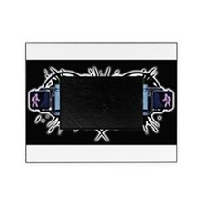 Tribeca Manhattan NYC (Black) Picture Frame
