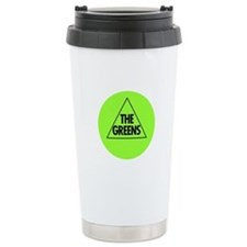 Green Party 2013 Stainless Steel Travel Mug