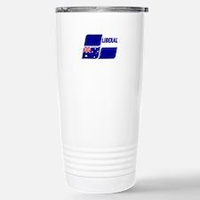 Liberal Party Logo Travel Mug
