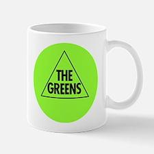 Green Party Logo Mug