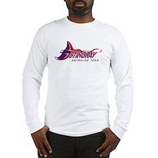 Stingray Swim Team Long Sleeve T-Shirt
