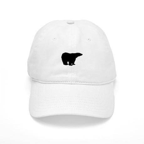 Polar Bear Graphic Cap