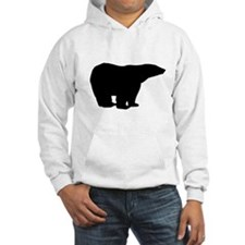 Polar Bear Graphic Jumper Hoody
