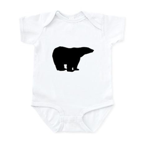 Polar Bear Graphic Infant Bodysuit