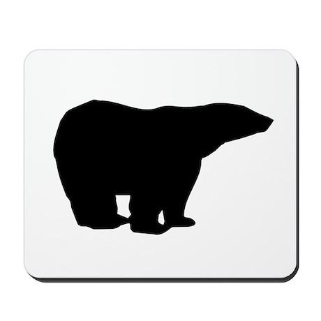 Polar Bear Graphic Mousepad