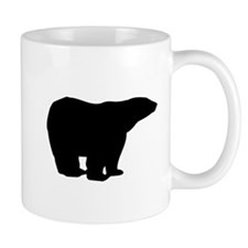 Polar Bear Graphic Mug