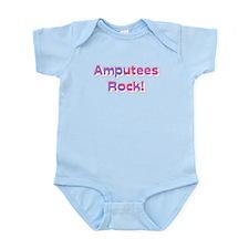 Amputees Rock! Infant Bodysuit