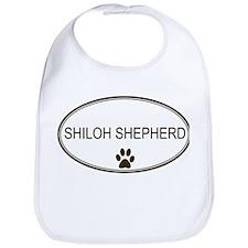 Oval Shiloh Shepherd Bib