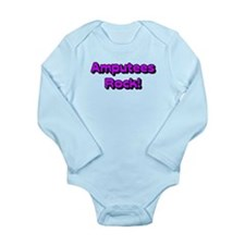 Amputees Rock! Baby Suit