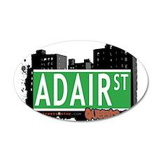 ADAIR STREET, QUEENS, NYC Wall Decal