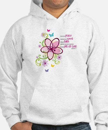 For it is by Grace you have been Saved Hoodie