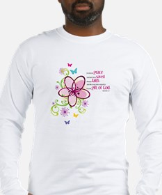 For it is by Grace you have been Saved Long Sleeve