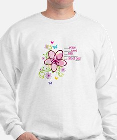 For it is by Grace you have been Saved Sweater