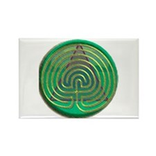 Labyrinth for Recovery Rectangle Magnet (100 pack)