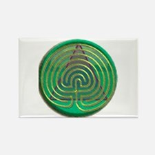 Labyrinth for Recovery Rectangle Magnet