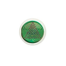 Labyrinth for Recovery Mini Button (100 pack)