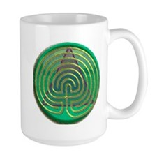 Labyrinth for Recovery Mug