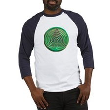 Labyrinth for Recovery Baseball Jersey