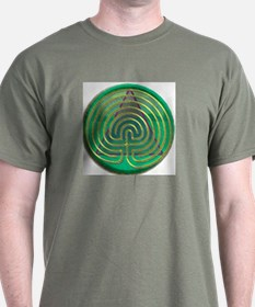Labyrinth for Recovery T-Shirt