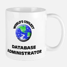 World's Coolest Database Administrator Mug