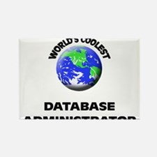 World's Coolest Database Administrator Rectangle M