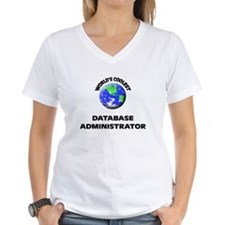 World's Coolest Database Administrator T-Shirt