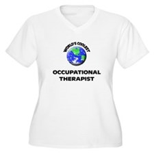 World's Coolest Occupational Therapist Plus Size T