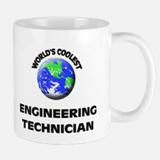 World's Coolest Engineering Technician Mug