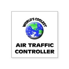 World's Coolest Air Traffic Controller Sticker