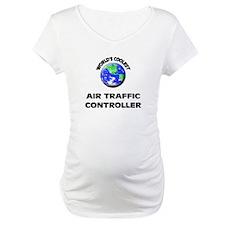 World's Coolest Air Traffic Controller Shirt